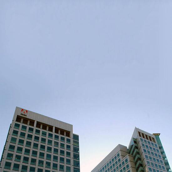 Adobe-Zentrale in San José