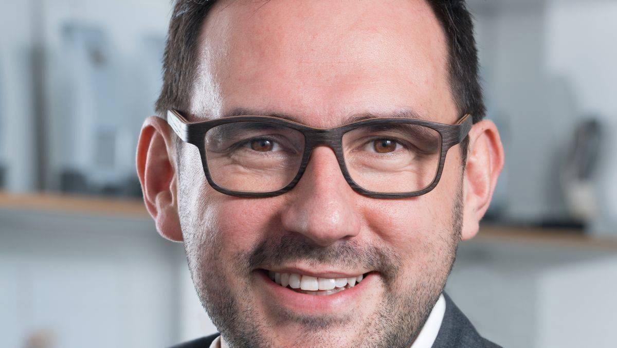 Markus Gräßler, Managing Director bei der Gkk Dialog Group