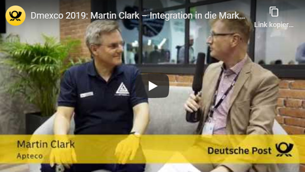 Dmexco 2019: Martin Clark – Integration in die Marketing Automation wird entscheidend
